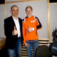 Dirk Rühl Chistina Dann buggy Fit-Trainerin Kassel