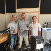 Das Leben ist kein Parkplatz, Christoph Trimmer-Dietrich, Marius Bakowski, FRK, Freies Radio